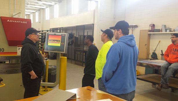 Sheet Metal Workers Local 292 New Training Center