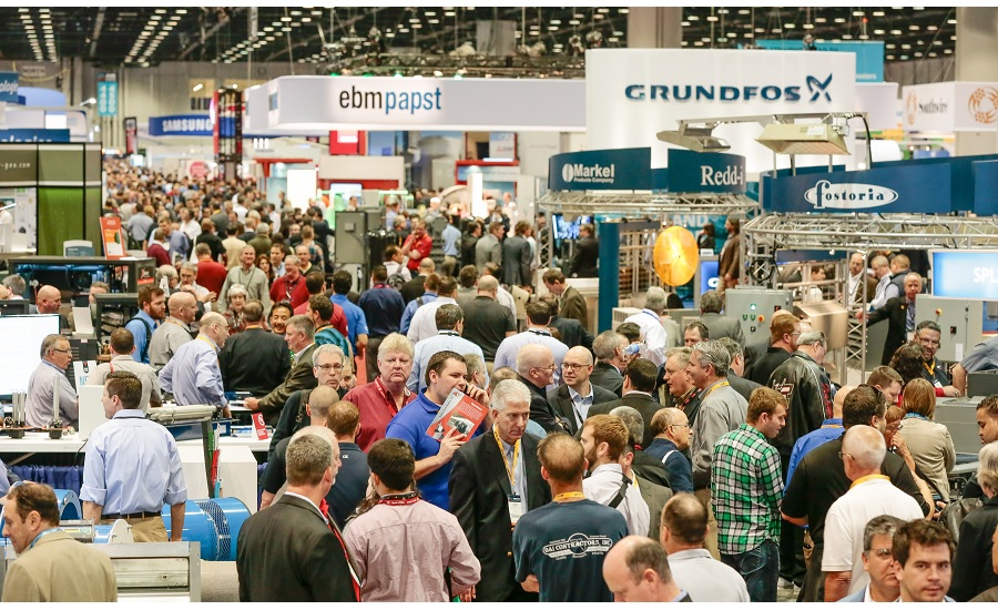HVAC construction show brings 61,000 to central Florida | 2016-02-15