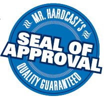 Mr. Hardcast Seal of Approval