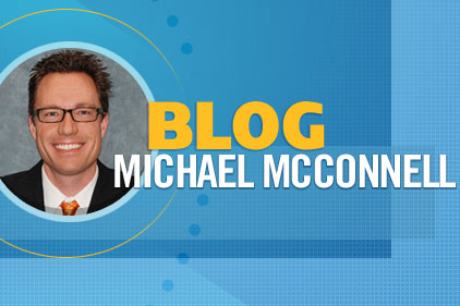 Mike McConnell Blog