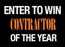 SNIPS 2020 Contractor of the Year