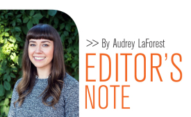 Audrey LaForest, Associate Editor