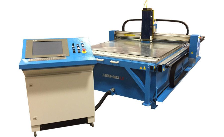 Mestek brings laser cutting to HVAC with new machine