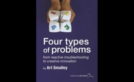 4 types of problems book cover