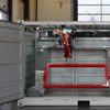 Autodesk robot-filled shipping container