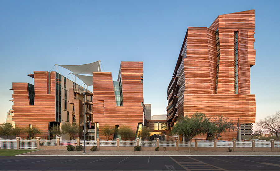Biomedical Science Partnership Building