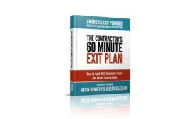 60 minute exit plan book cover