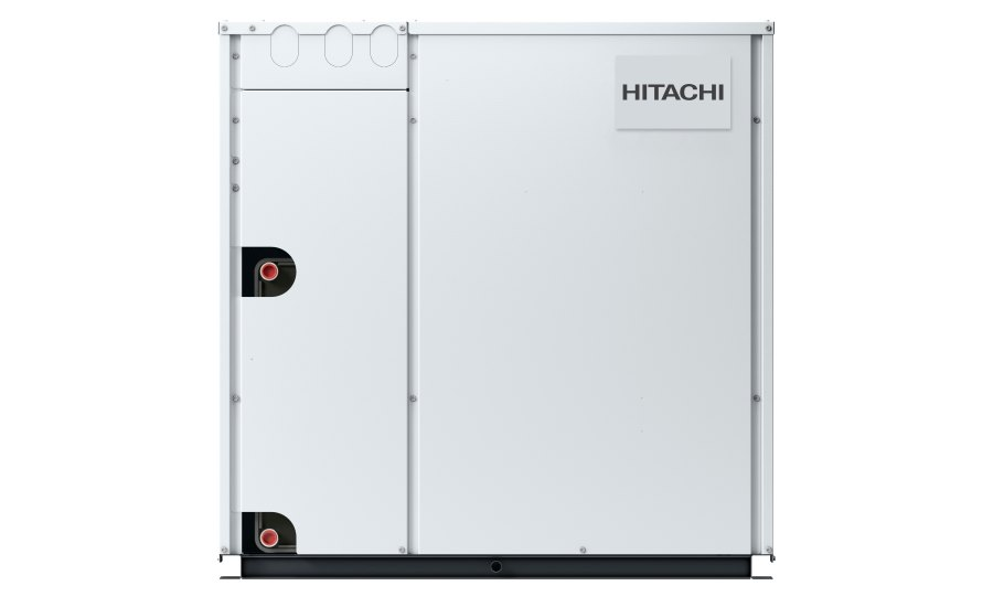 Johnson Controls-Hitachi heat pump and recovery cooling systems