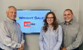 Rectorseal and Wright Sales Co. team