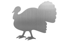 sheet metal turkey