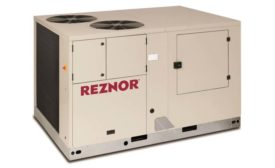 R7DA HVAC unit by Nortek