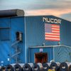 Nucor Steel factory