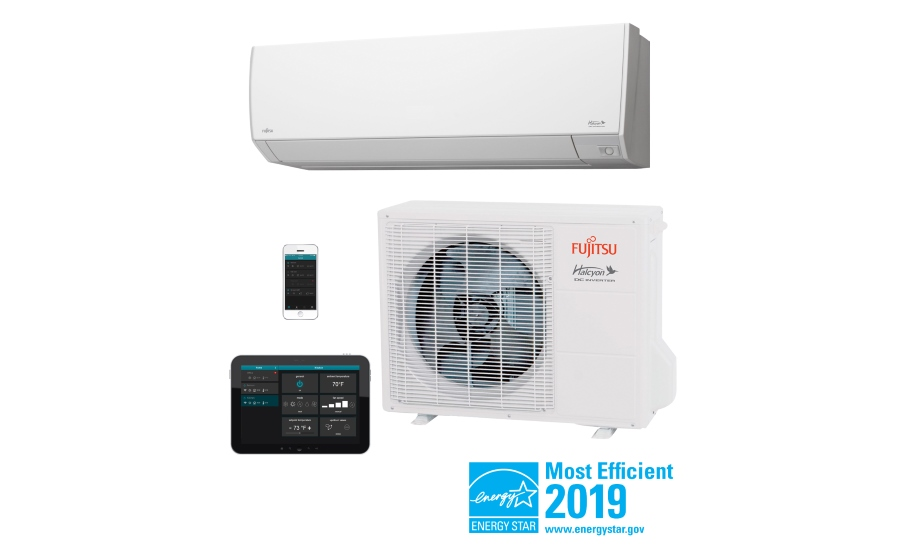 Fujitsu mini split Energy Star rated