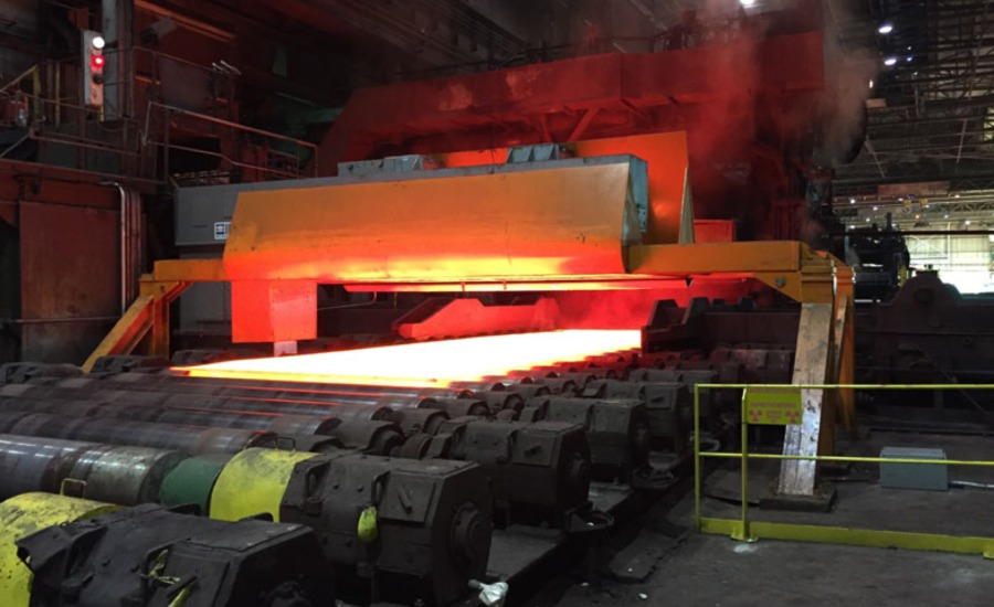 JSW steelmaking