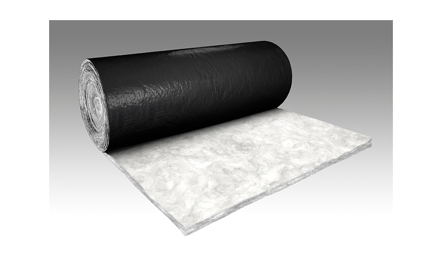 Johns Manville black duct insulation