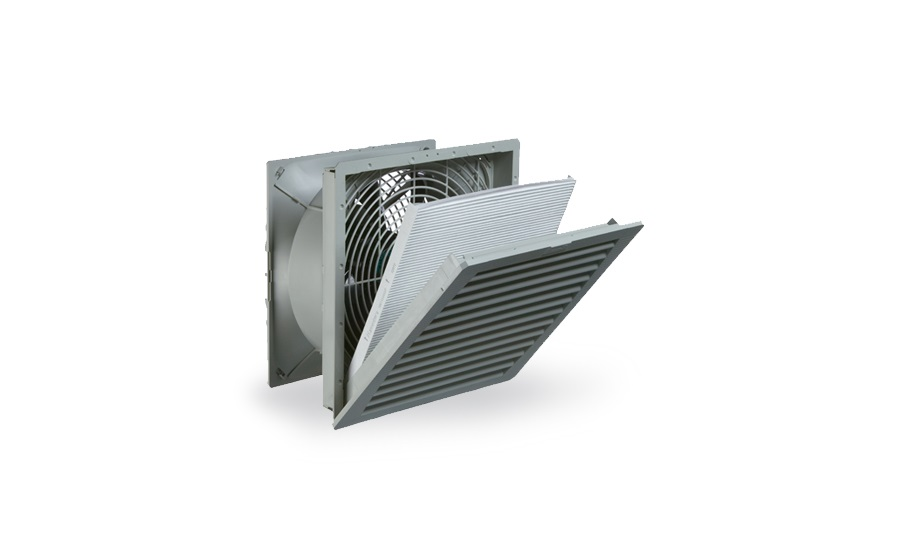 Pfannenberg's PF Series Filterfans 4.0 boast longer lifecycle