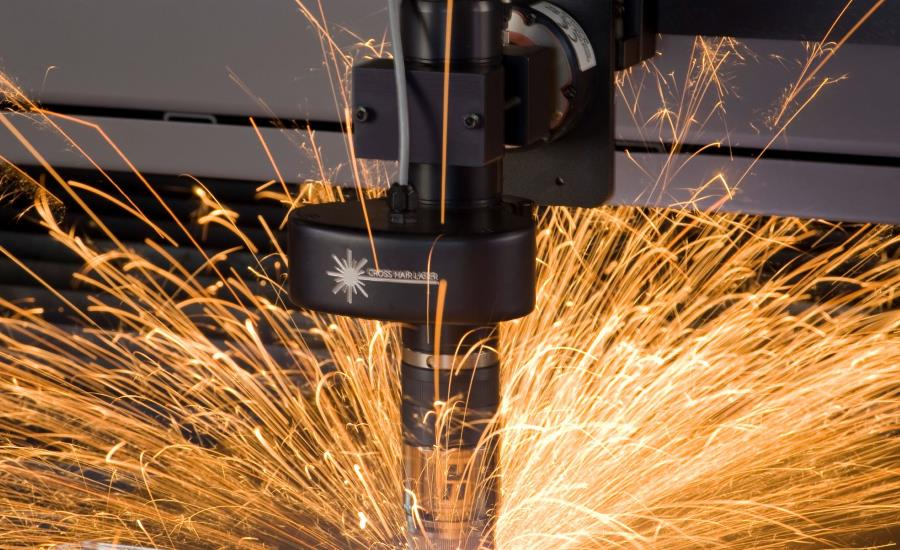 Plasma cutter from Hornet Cutting Systems
