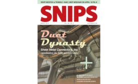 SNIPS March 2019 cover