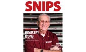 October 2019 cover of SNIPS magazine