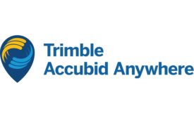 Trimble Accubid logo
