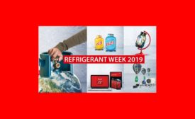 Refrigeration week collage