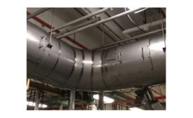 Bassett Mechanical sanitary duct system