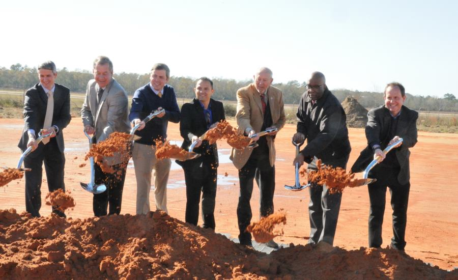 Johnson Controls breaks ground on new facility in Mississippi