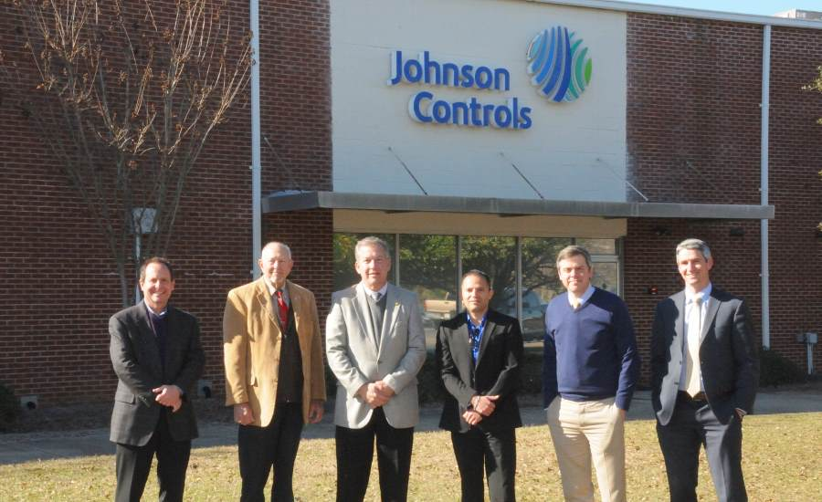 Johnson Controls new facility