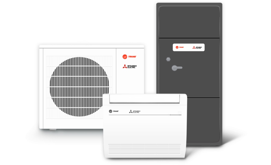 Mitsubishi Electric Trane USA products