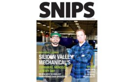 SNIPS November 2019 digital cover