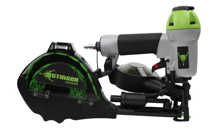 "Stinger cap nailer receives 2019 ""Pro Tool Innovation Award"""