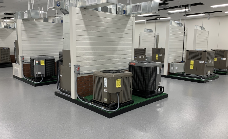 Johnson Controls HVAC Training Center and Ducted Systems Academy