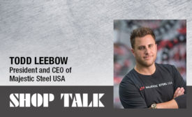 Shop talk with Todd Leebow