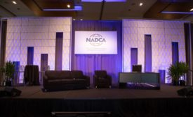 NADCA annual meeting and expo stage