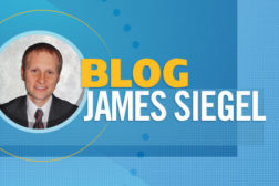 James  Siegel Blog