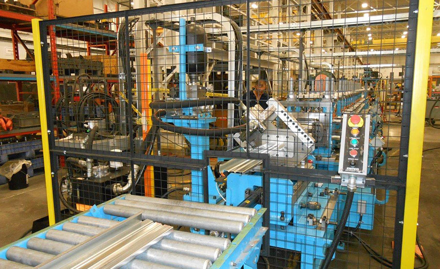 Sheet Metal Machinery Maker Offers Safety Tips 2016 04
