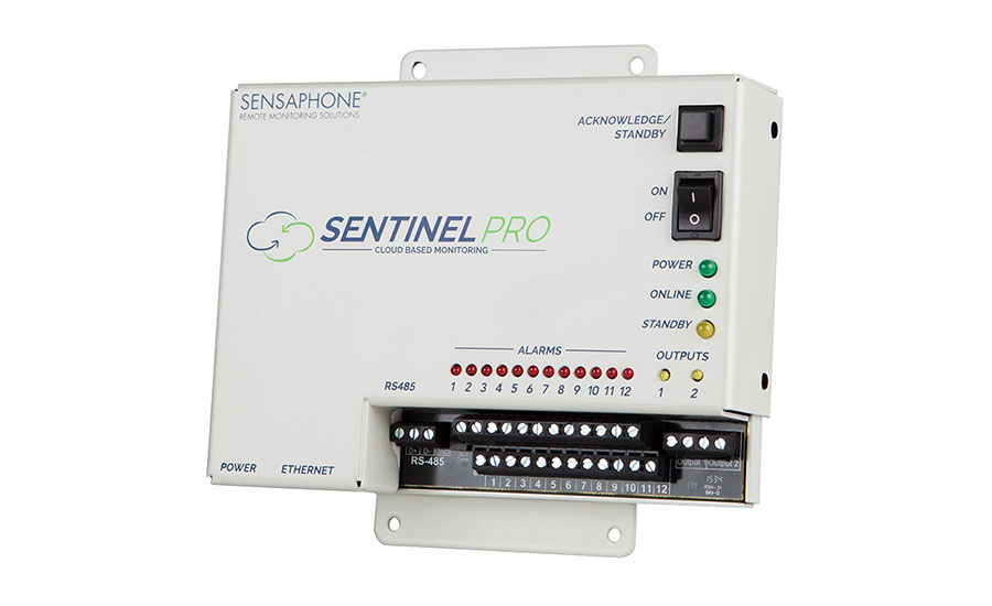 Sentinel Pro remote monitoring system