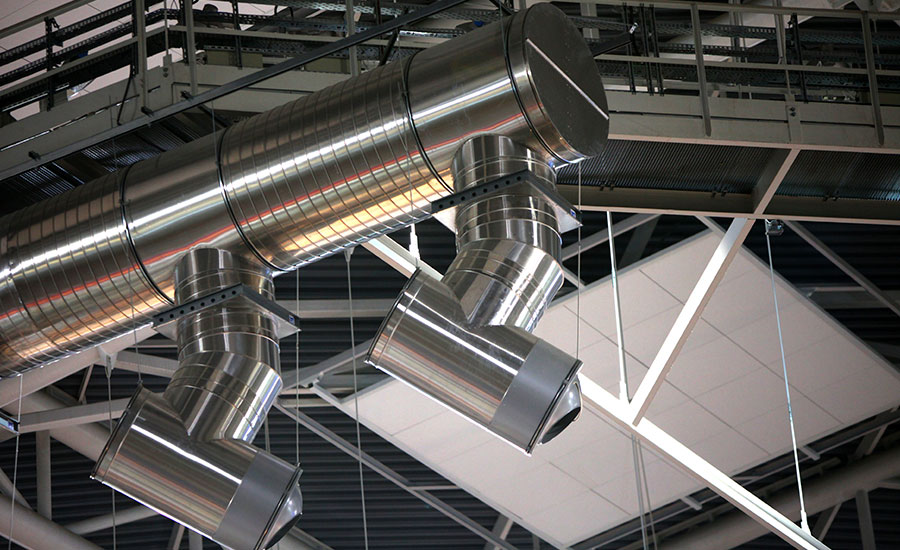 Five ways to improve ductwork fabrication