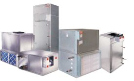 Blower-coil-line