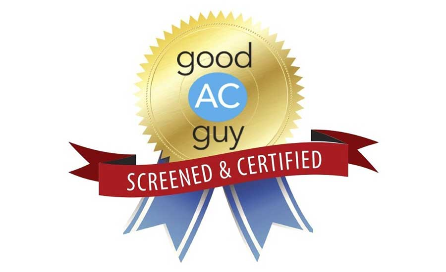Good AC Guy logo