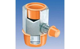 HVAC stock sealants and custom fittings