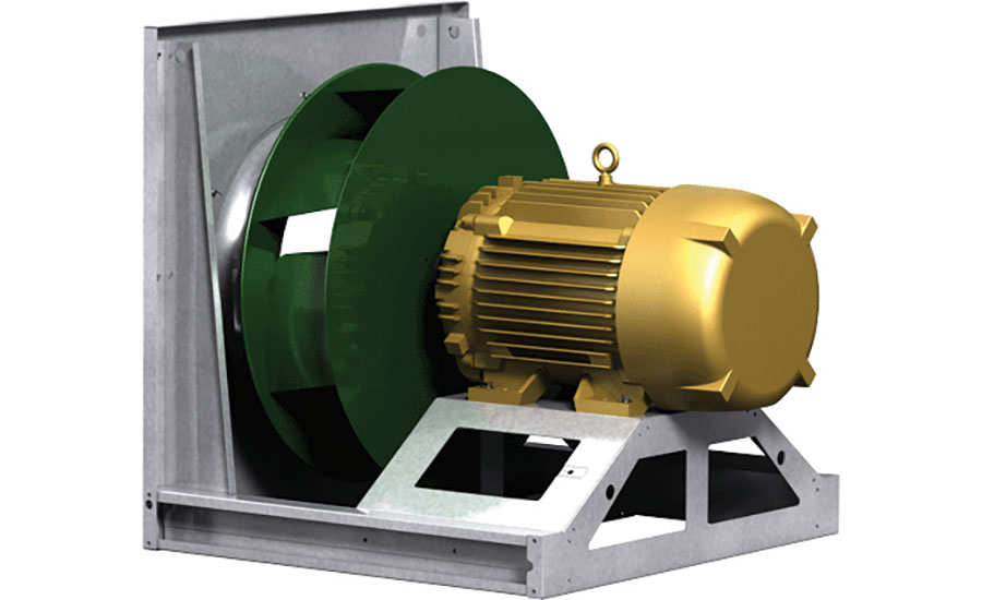Greenheck releases new plenum fan model