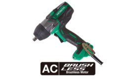 Hitachi Power Tools launches new line of impact wrenches