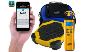 New wireless refrigerant scale links to mobile app