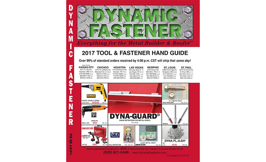 Tool guide offers tips on fastener applications, engineering data