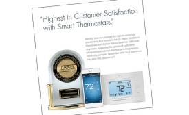 Emerson thermostat earns high remarks in J.D. Power report