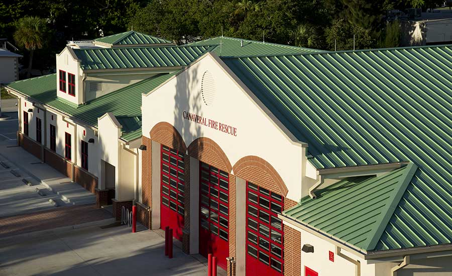 Cape Canaveral Fire Station