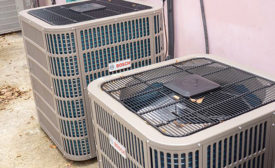 Bosch Thermotechnology Corp. has donated multiple HVAC units