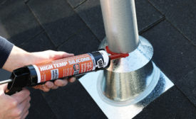 DAP introduces two new sealants HVAC silcione and high temp silicone