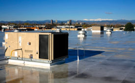 Wiegmann Associates installed a cost-effective, remote temperature control HVAC system at CubeSmart Storage in Denver.